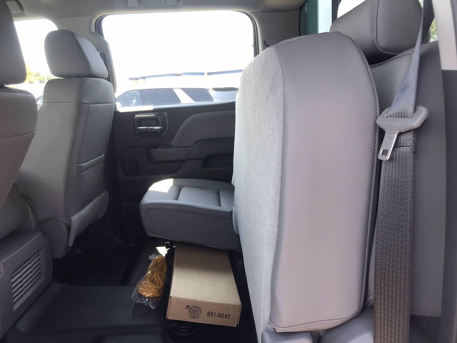 2021 Chevrolet Silverado 5500 Crew Cab DRW 4x4, Rugby Landscape Dump #CN16514 - photo 46