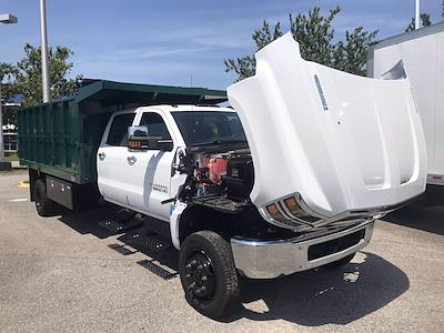 2021 Chevrolet Silverado 5500 Crew Cab DRW 4x4, Rugby Landscape Dump #CN16514 - photo 47