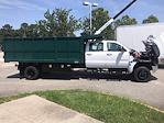 2021 Chevrolet Silverado 5500 Crew Cab DRW 4x4, Rugby Landscape Dump #CN16514 - photo 2