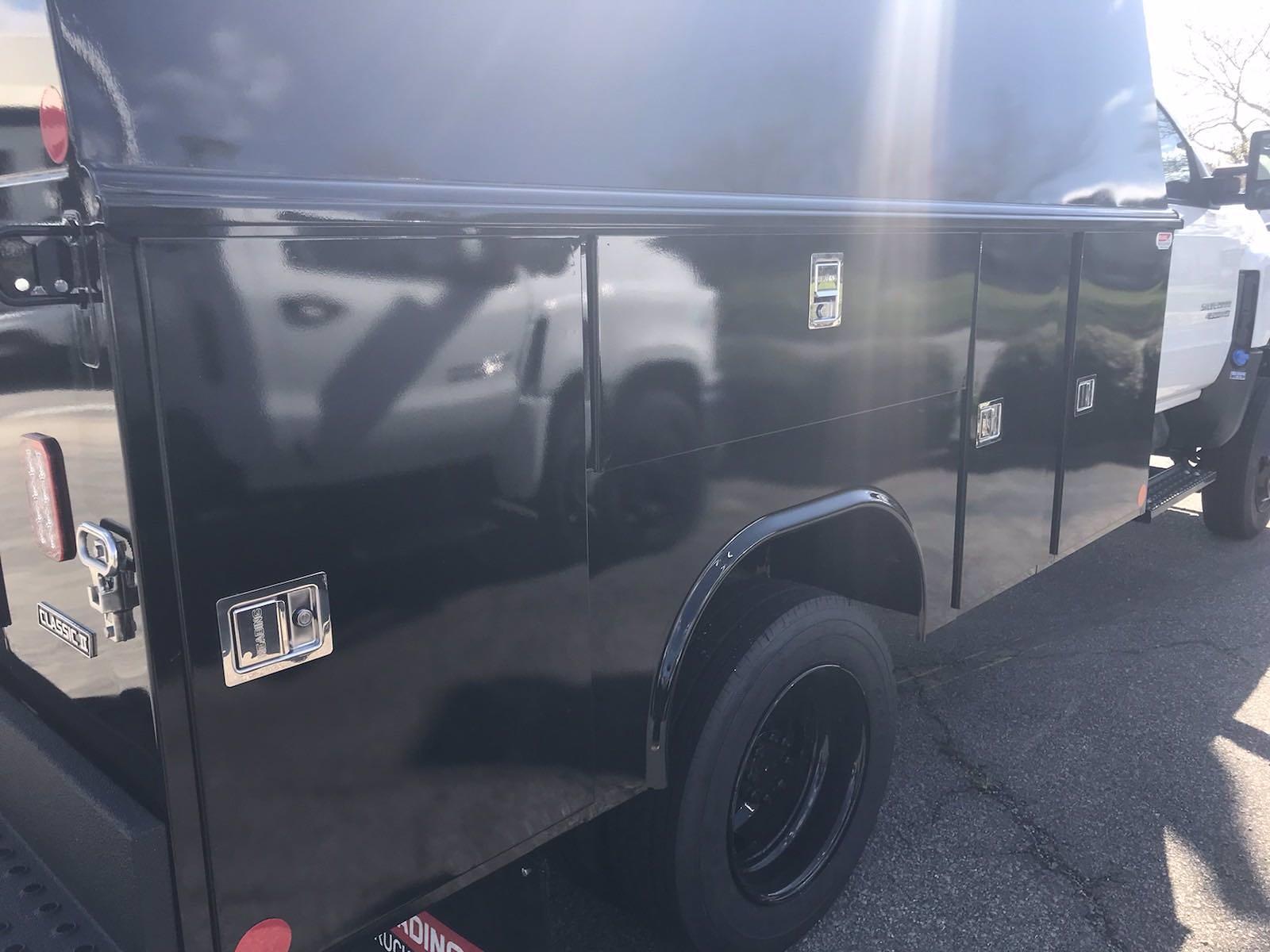 2021 Chevrolet Silverado 4500 Regular Cab DRW 4x4, Reading Panel Service Body #CN16515 - photo 26