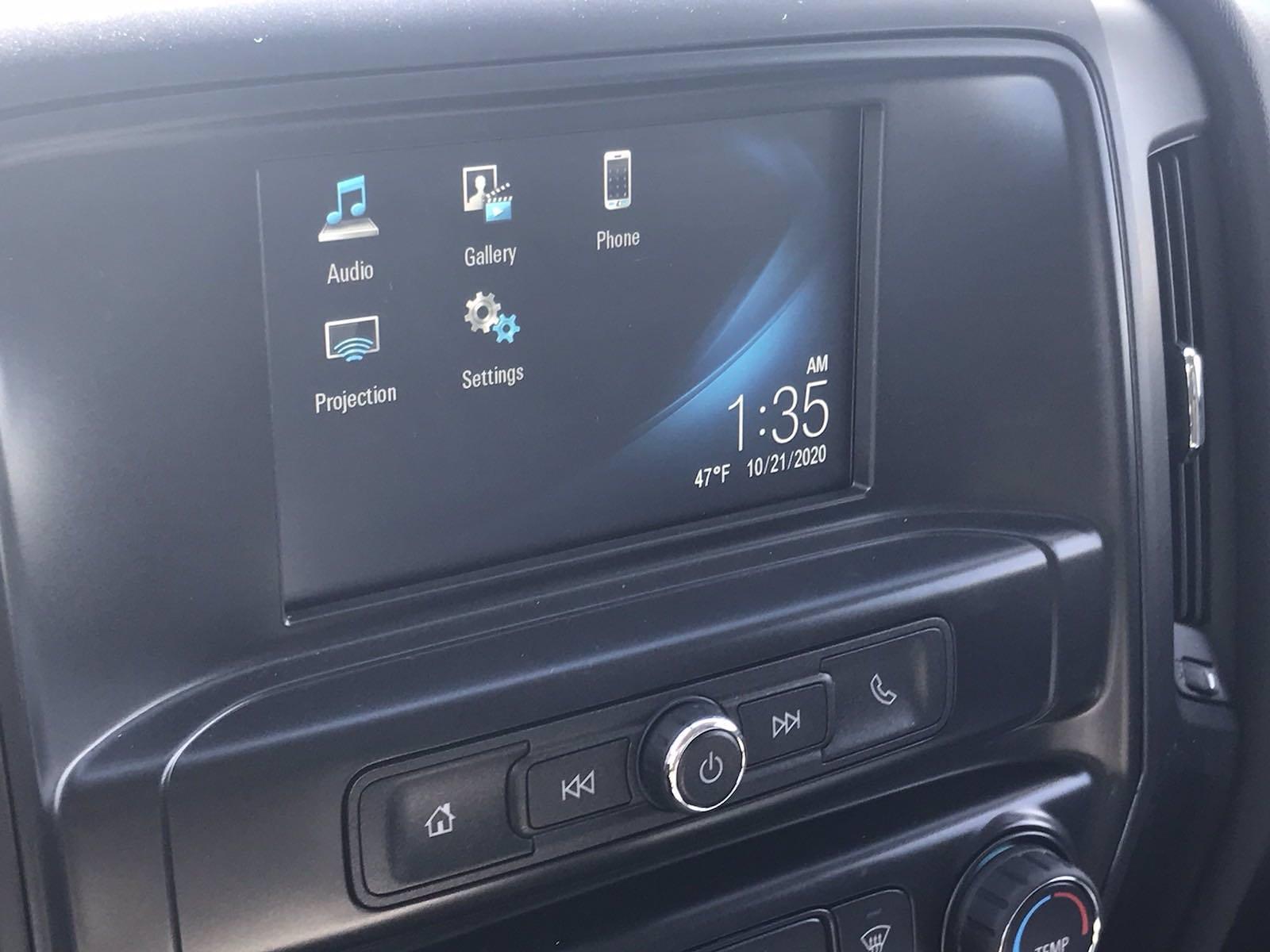 2021 Chevrolet Silverado 4500 Regular Cab DRW 4x4, Reading Panel Service Body #CN16515 - photo 40