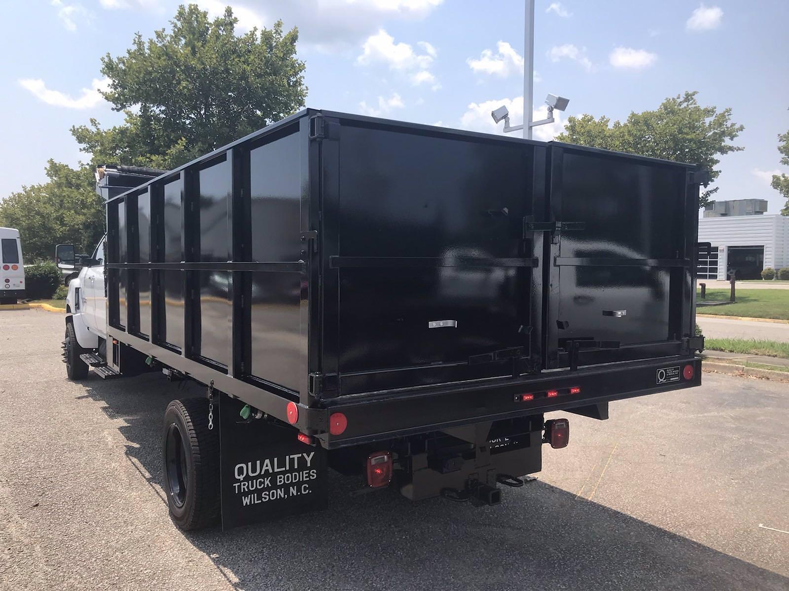2021 Chevrolet Silverado 5500 Crew Cab DRW 4x4, Cab Chassis #CN16516 - photo 6