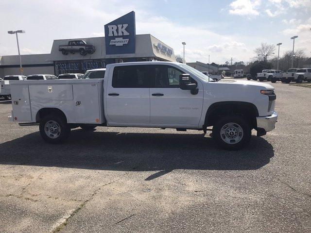 2021 Chevrolet Silverado 2500 Crew Cab 4x4, Reading SL Service Body #CN16690 - photo 11