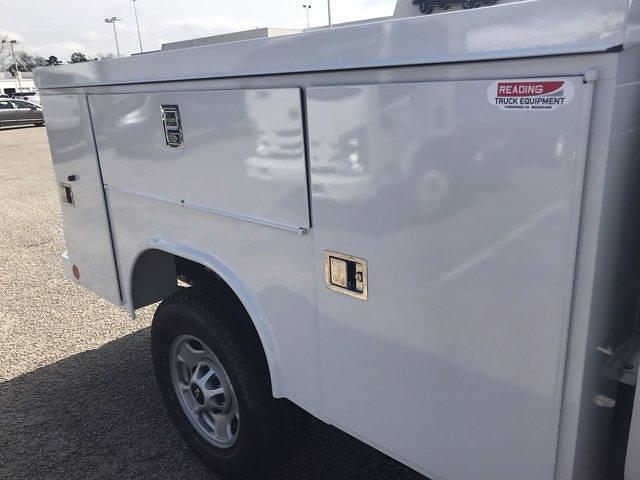 2021 Chevrolet Silverado 2500 Crew Cab 4x4, Reading SL Service Body #CN16690 - photo 24