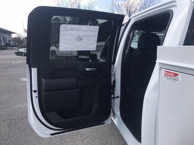 2021 Chevrolet Silverado 2500 Crew Cab 4x4, Reading SL Service Body #CN16690 - photo 46
