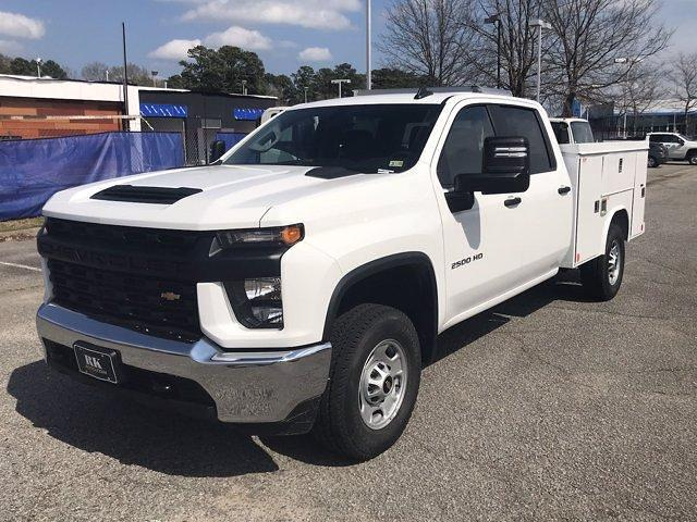 2021 Chevrolet Silverado 2500 Crew Cab 4x4, Reading SL Service Body #CN16690 - photo 7
