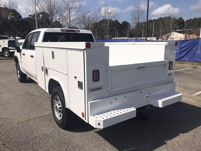 2021 Chevrolet Silverado 2500 Crew Cab 4x4, Reading SL Service Body #CN16690 - photo 8