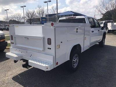 2021 Chevrolet Silverado 2500 Crew Cab 4x4, Reading SL Service Body #CN16690 - photo 10