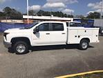 2021 Chevrolet Silverado 2500 Crew Cab 4x4, Reading SL Service Body #CN16690 - photo 2