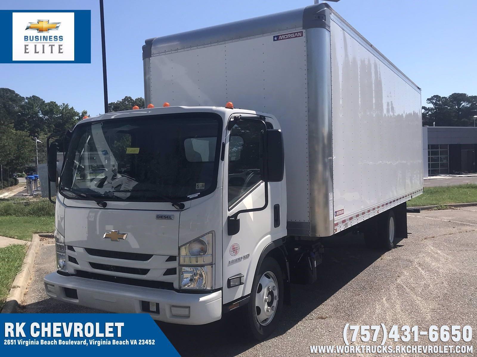 2021 Chevrolet LCF 5500XD Regular Cab DRW 4x2, Morgan Dry Freight #CN16762 - photo 1