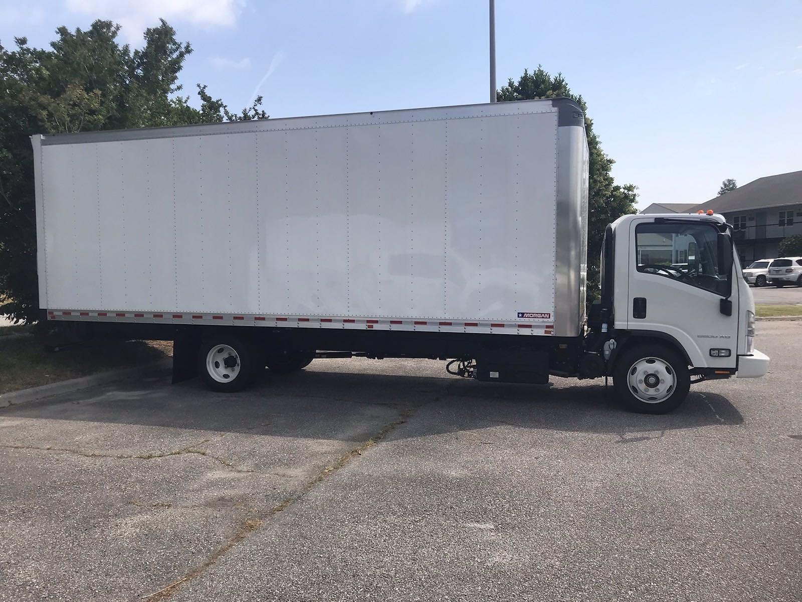 2021 Chevrolet LCF 5500XD Regular Cab DRW 4x2, Morgan Gold Star Dry Freight #CN16762 - photo 11
