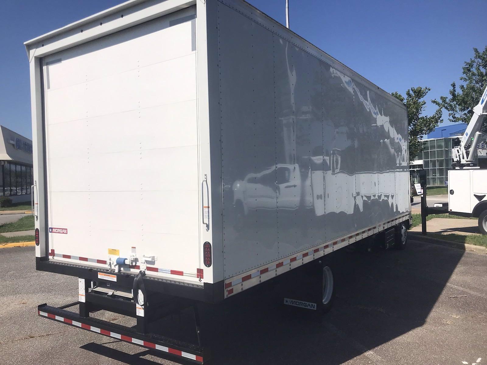 2021 Chevrolet LCF 5500XD Regular Cab DRW 4x2, Morgan Gold Star Dry Freight #CN16762 - photo 4