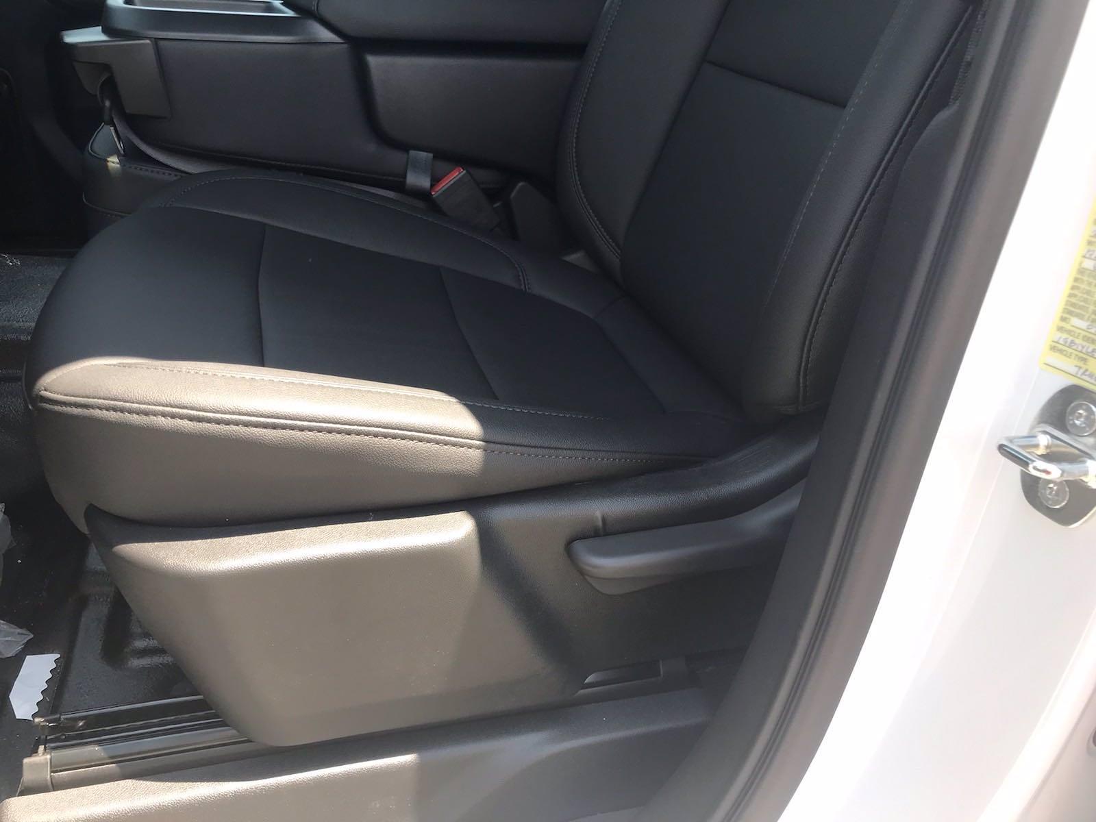 2021 Chevrolet Silverado 2500 Crew Cab 4x4, Reading Classic II Steel Service Body #CN16767 - photo 24