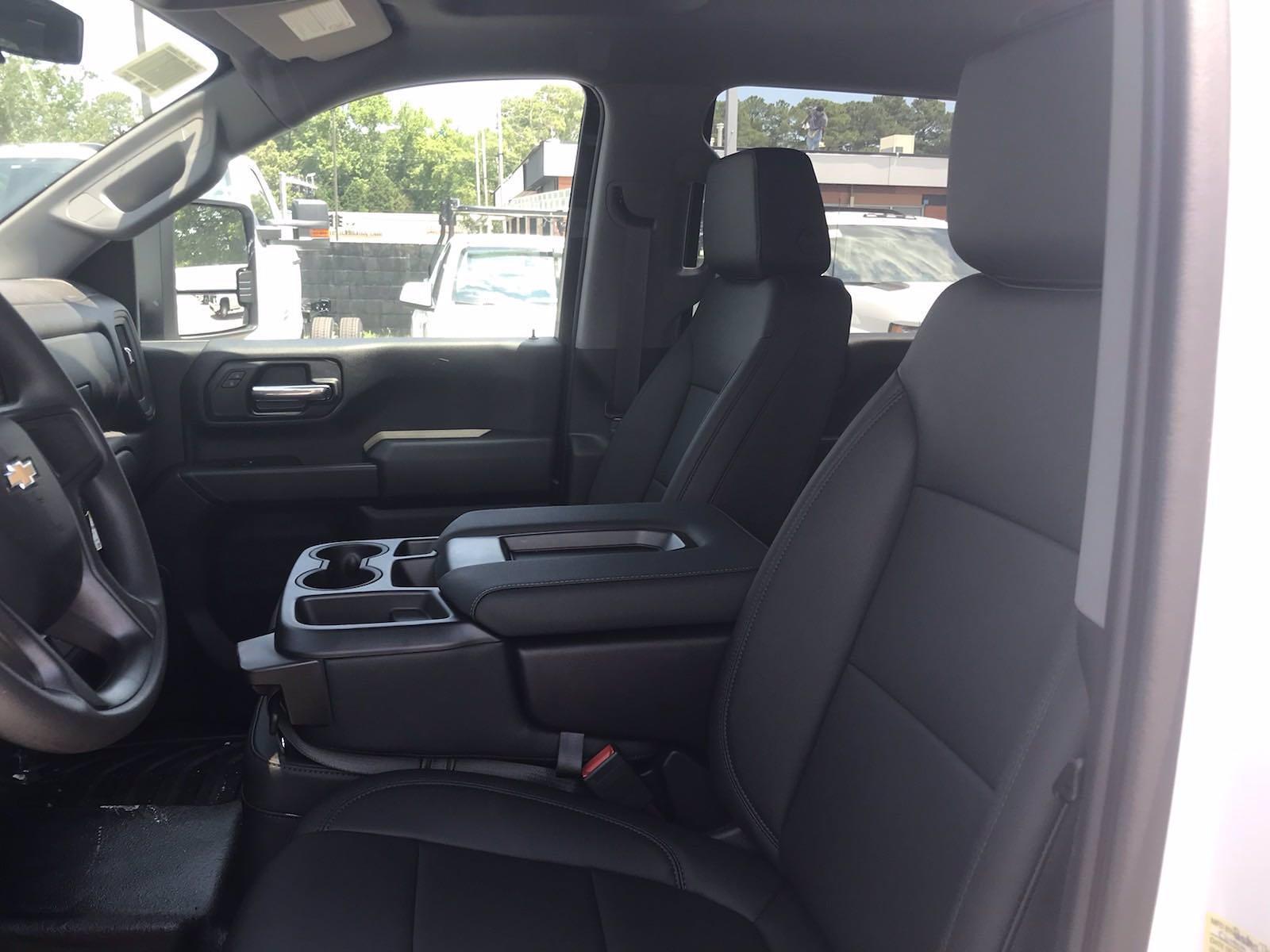 2021 Chevrolet Silverado 2500 Crew Cab 4x4, Reading Classic II Steel Service Body #CN16767 - photo 25