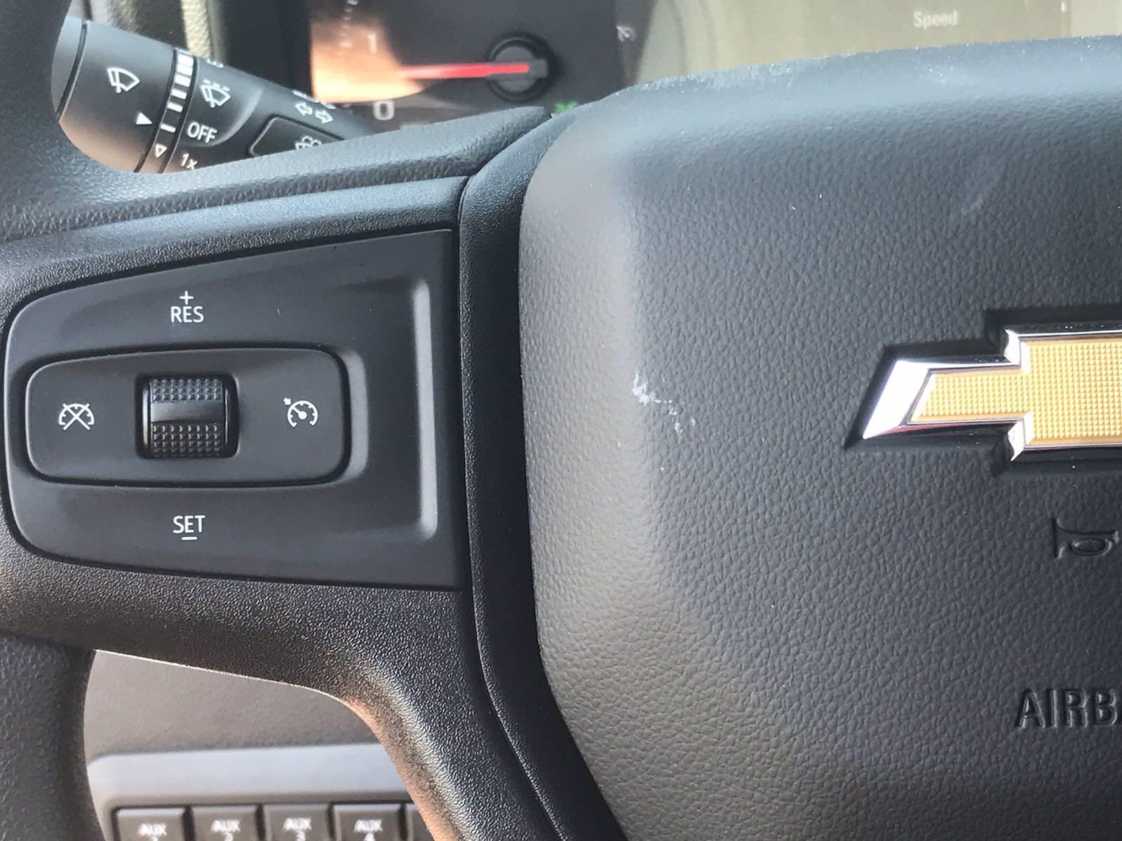 2021 Chevrolet Silverado 2500 Crew Cab 4x4, Reading Classic II Steel Service Body #CN16767 - photo 30