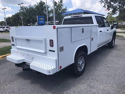 2021 Chevrolet Silverado 2500 Crew Cab 4x4, Reading Classic II Steel Service Body #CN16767 - photo 2