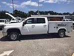 2021 Chevrolet Silverado 2500 Crew Cab 4x4, Reading Classic II Steel Service Body #CN16767 - photo 48