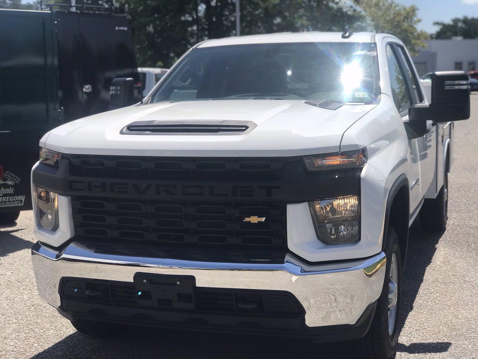 2021 Chevrolet Silverado 2500 Double Cab 4x2, Reading SL Service Body #CN16769 - photo 11