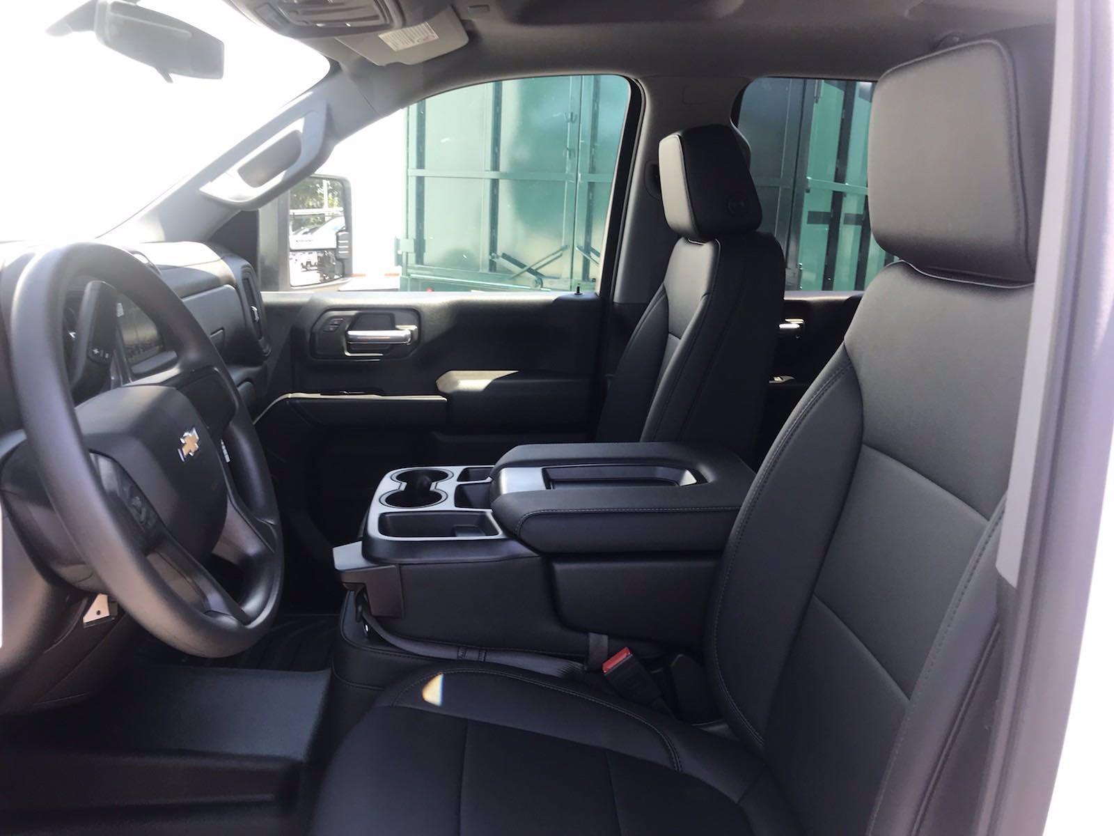 2021 Chevrolet Silverado 2500 Double Cab 4x2, Reading SL Service Body #CN16769 - photo 24