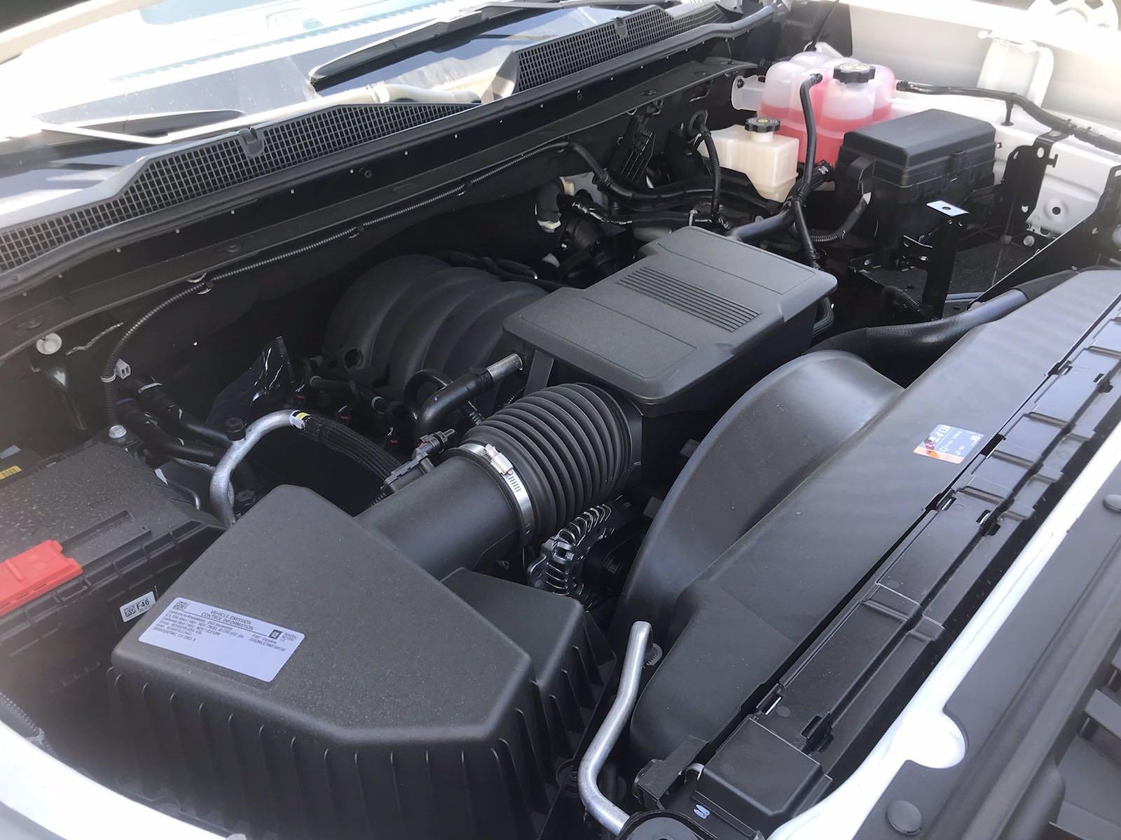 2021 Chevrolet Silverado 2500 Double Cab 4x2, Reading SL Service Body #CN16769 - photo 45