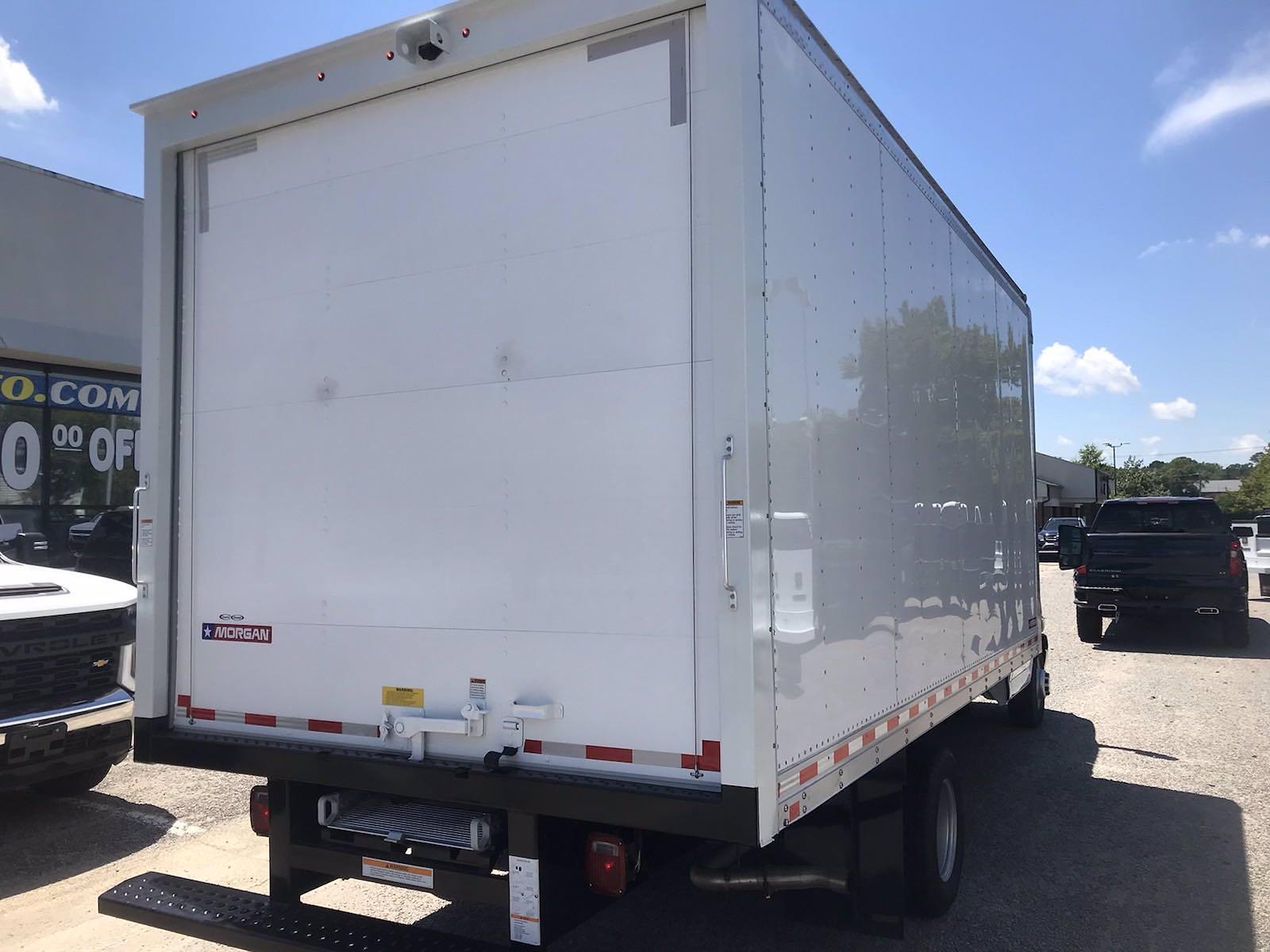 2021 Chevrolet Express 3500 DRW 4x2, Morgan Cutaway Van #CN16770 - photo 1