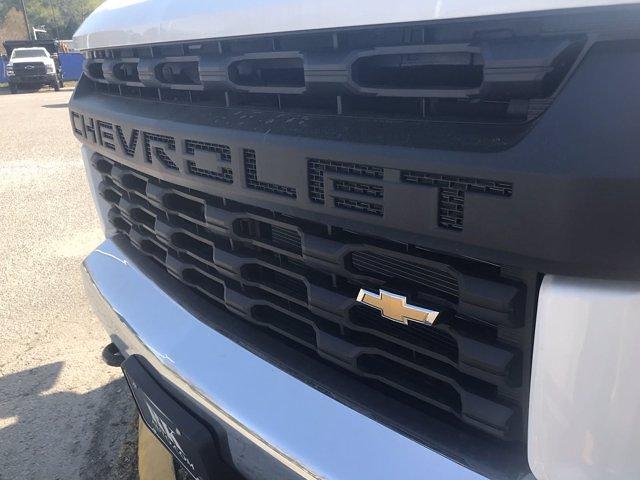 2021 Chevrolet Silverado 2500 Crew Cab 4x4, Reading Classic II Steel Service Body #CN16828 - photo 12