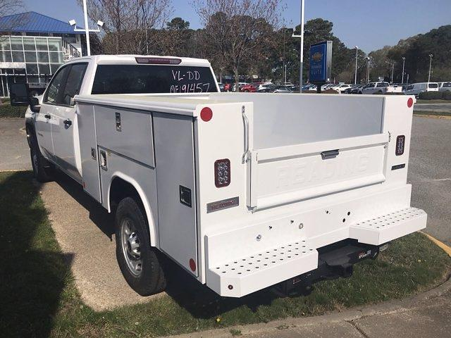2021 Chevrolet Silverado 2500 Crew Cab 4x4, Reading Classic II Steel Service Body #CN16828 - photo 6