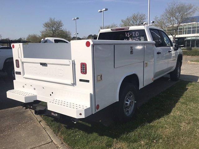 2021 Chevrolet Silverado 2500 Crew Cab 4x4, Reading Service Body #CN16828 - photo 1