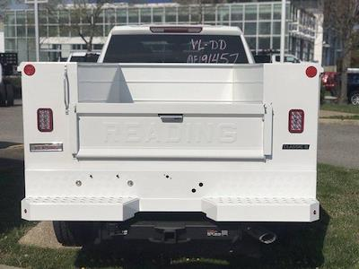 2021 Chevrolet Silverado 2500 Crew Cab 4x4, Reading Classic II Steel Service Body #CN16828 - photo 7