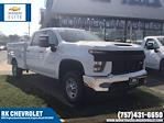 2021 Chevrolet Silverado 2500 Crew Cab 4x4, Reading Classic II Steel Service Body #CN16828 - photo 1