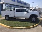 2021 Chevrolet Silverado 2500 Crew Cab 4x4, Reading Classic II Steel Service Body #CN16828 - photo 44