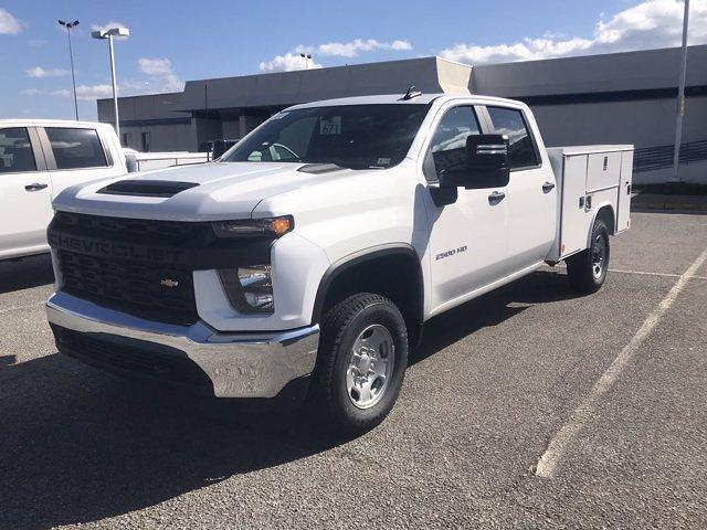 2021 Chevrolet Silverado 2500 Crew Cab 4x4, Reading SL Service Body #CN16829 - photo 4