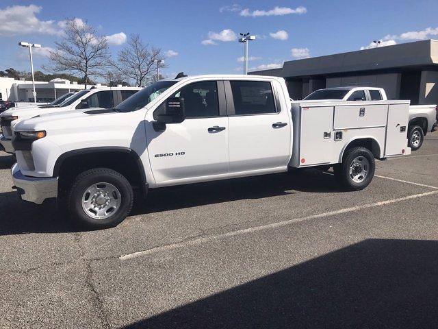2021 Chevrolet Silverado 2500 Crew Cab 4x4, Reading SL Service Body #CN16829 - photo 5