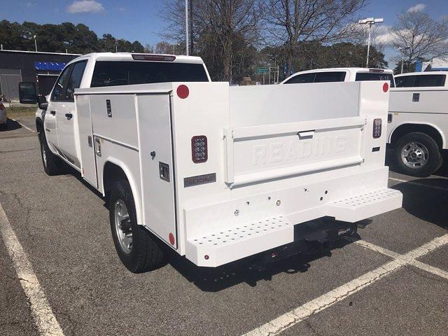 2021 Chevrolet Silverado 2500 Crew Cab 4x4, Reading SL Service Body #CN16829 - photo 6