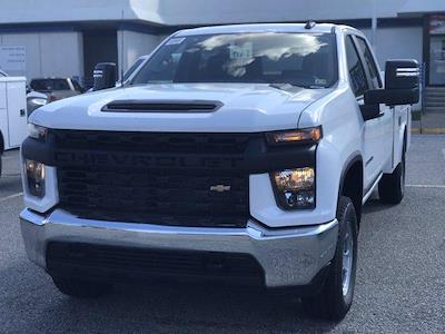 2021 Chevrolet Silverado 2500 Crew Cab 4x4, Reading SL Service Body #CN16829 - photo 10