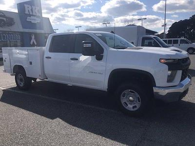 2021 Chevrolet Silverado 2500 Crew Cab 4x4, Reading SL Service Body #CN16829 - photo 8