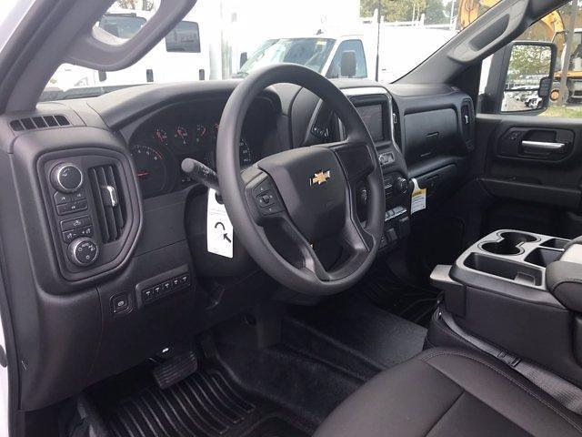 2021 Chevrolet Silverado 2500 Crew Cab 4x4, Reading SL Service Body #CN16866 - photo 21