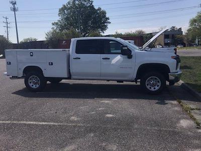 2021 Chevrolet Silverado 3500 Crew Cab 4x4, Knapheide Steel Service Body #CN16867 - photo 42