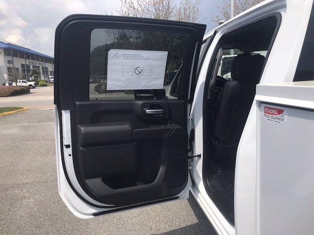 2021 Chevrolet Silverado 3500 Crew Cab 4x4, Reading SL Service Body #CN16874 - photo 39