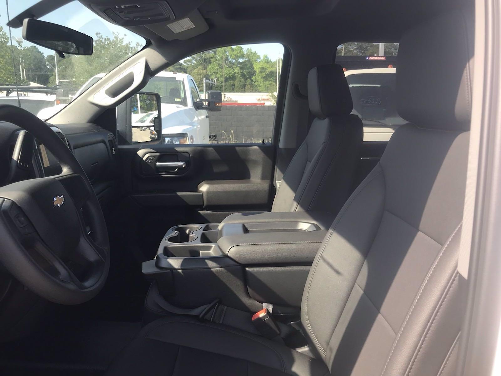 2021 Chevrolet Silverado 3500 Crew Cab 4x4, Knapheide Steel Service Body #CN16951 - photo 24