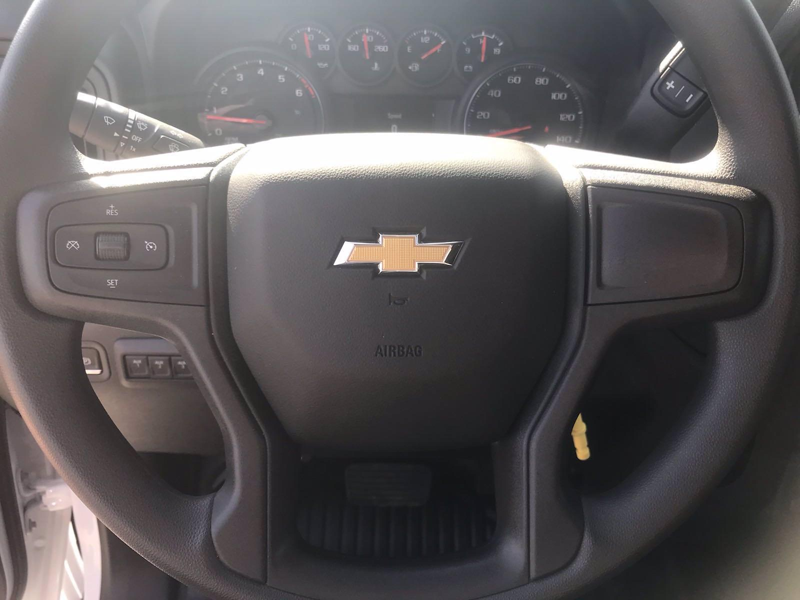 2021 Chevrolet Silverado 3500 Crew Cab 4x4, Knapheide Steel Service Body #CN16951 - photo 27