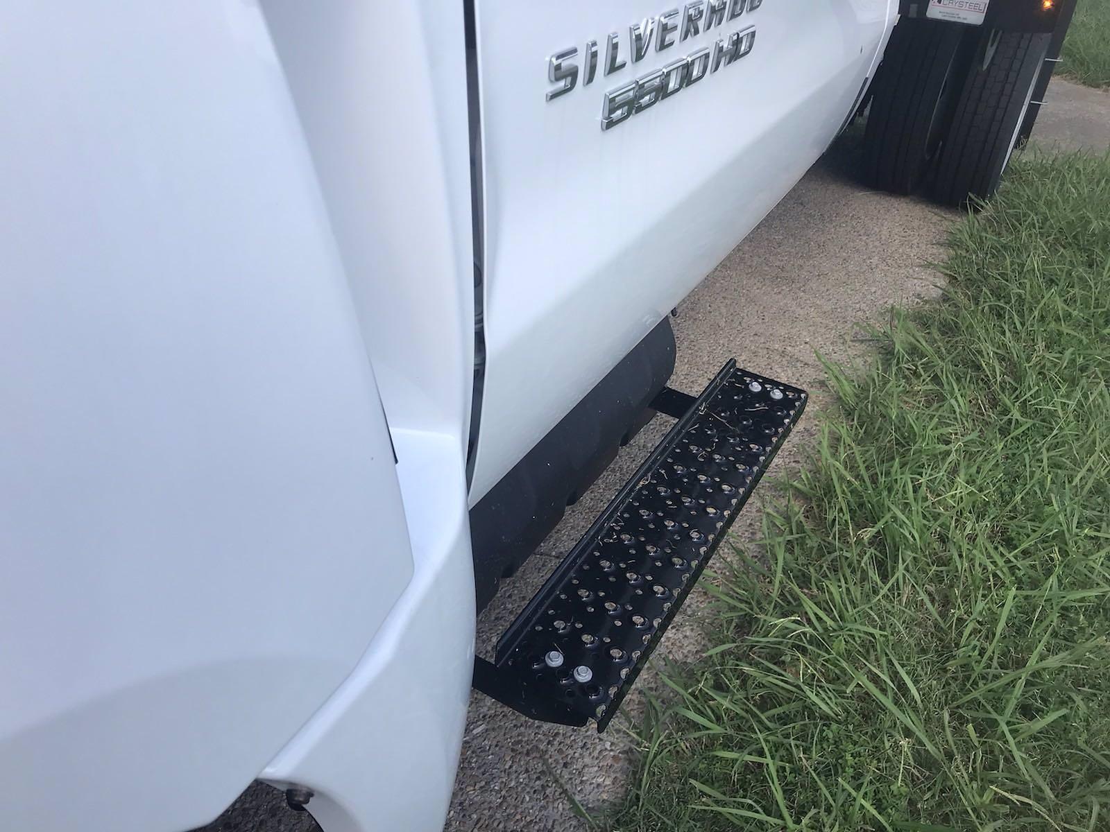 2021 Silverado 5500 Regular Cab DRW 4x2,  Crysteel E-Tipper Dump Body #CN17258 - photo 33