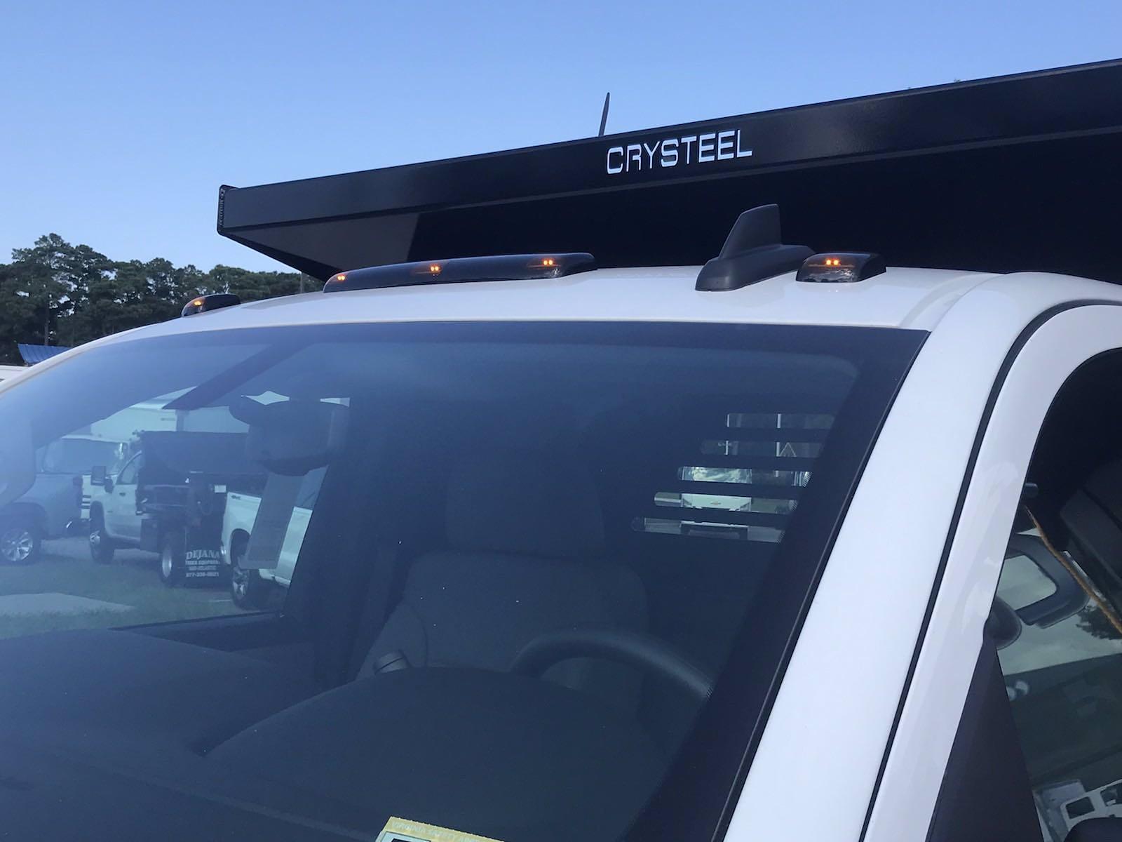 2021 Silverado 5500 Regular Cab DRW 4x2,  Crysteel E-Tipper Dump Body #CN17258 - photo 35