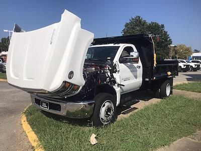 2021 Silverado 5500 Regular Cab DRW 4x2,  Crysteel E-Tipper Dump Body #CN17258 - photo 38