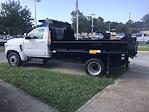 2021 Silverado 5500 Regular Cab DRW 4x2,  Crysteel E-Tipper Dump Body #CN17258 - photo 12