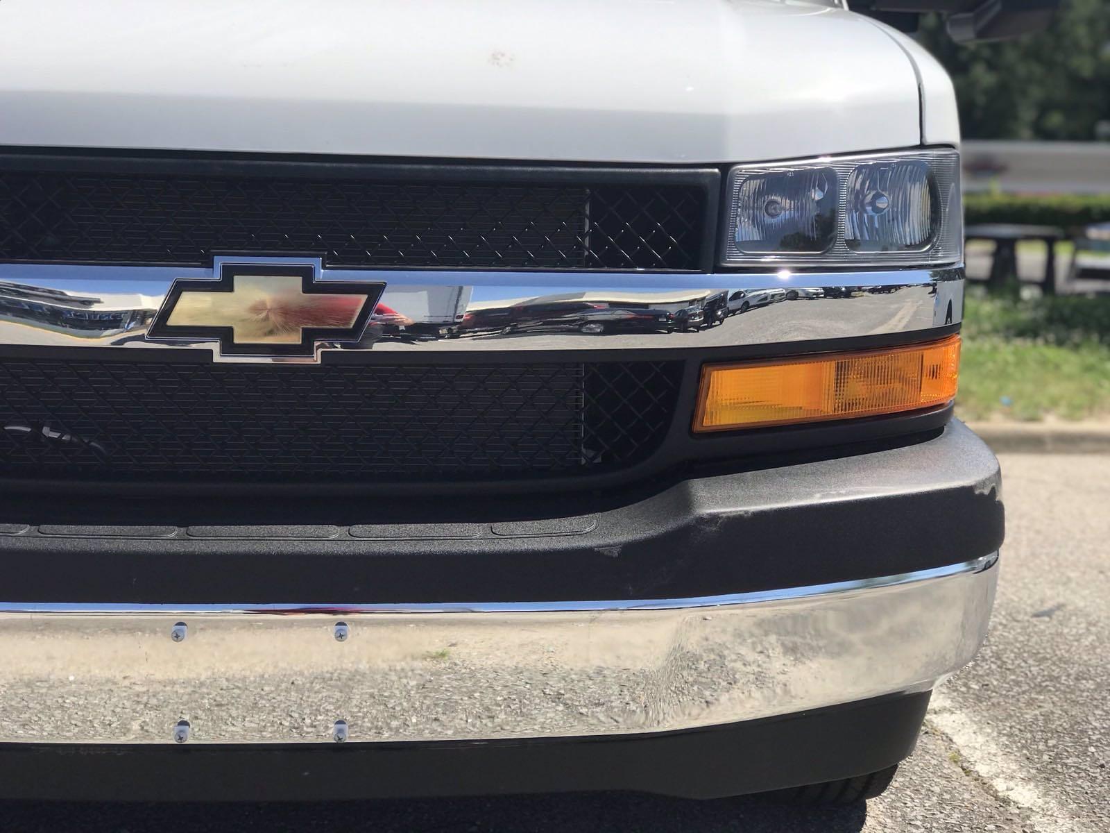 2021 Chevrolet Express 3500 4x2, Reading RVSL Service Utility Van #CN17391 - photo 12