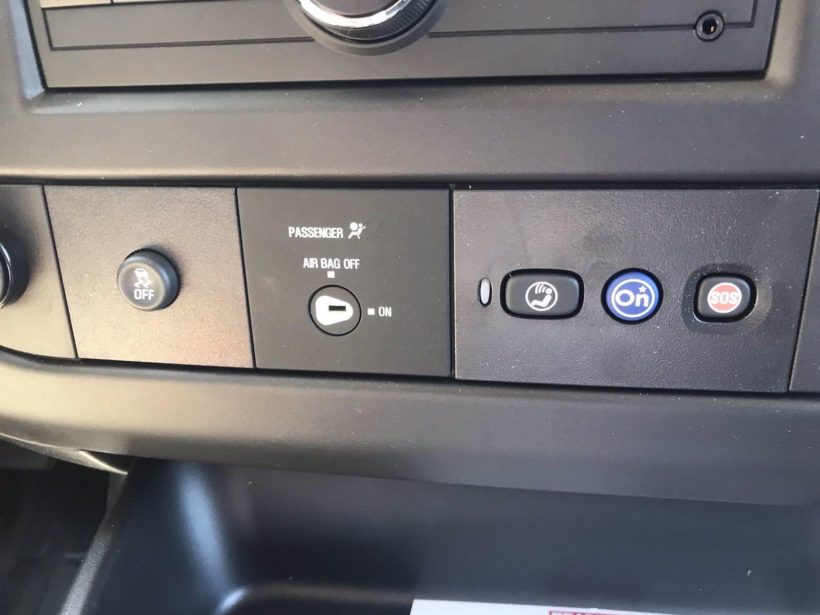 2021 Chevrolet Express 3500 4x2, Reading RVSL Service Utility Van #CN17391 - photo 28