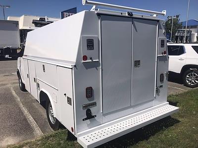2021 Chevrolet Express 3500 4x2, Reading RVSL Service Utility Van #CN17391 - photo 7