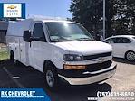 2021 Chevrolet Express 3500 4x2, Reading RVSL Service Utility Van #CN17391 - photo 1