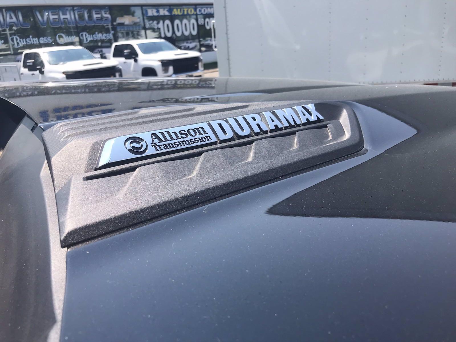 2021 Chevrolet Silverado 3500 Crew Cab AWD, Reading Classic II Steel Mechanics Body #CN17720 - photo 12